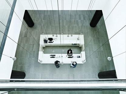 Hôtel Move – design d'intérieur de Marco Piva
