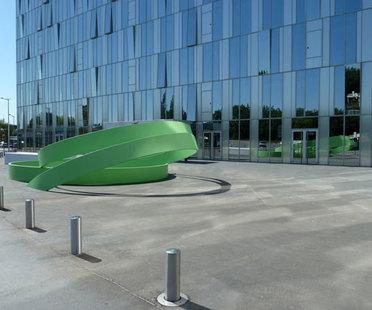 Dominique Perrault - Onix immeuble de bureaux