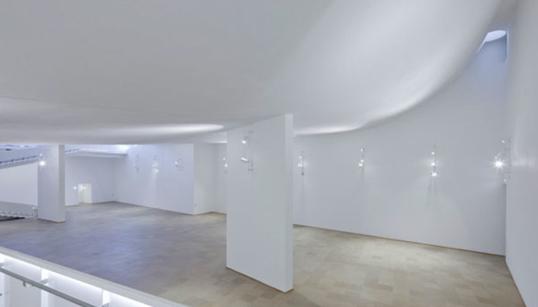 STEVEN HOLL, MUSÉE LA CITÉ DE L'OCÉAN ET DU SURF