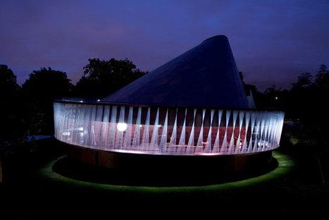 2007 Designed by Olafur Eliasson and Kjetil Thorsen ph. Luke Hayes