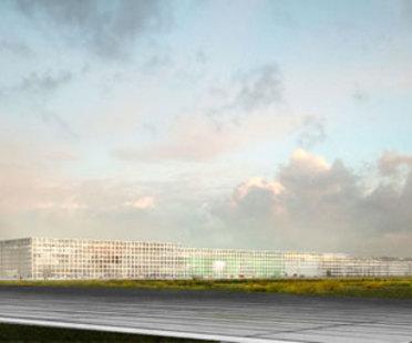 Parc des Expositions de Toulouse, le lauréat est OMA de Rem Koolhaas