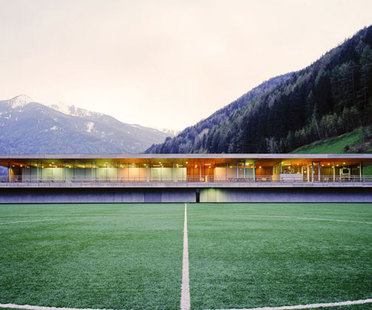 Centre sportif San Martino d'Helmut Stifter