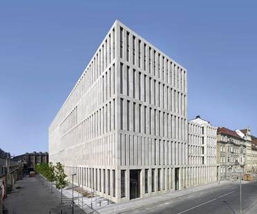PRIX INTERNATIONAL ARCHITECTURES DE PIERRE 2011