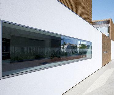 HABITATION PRIVÉE PASEL.KÜNZEL ARCHITECTS