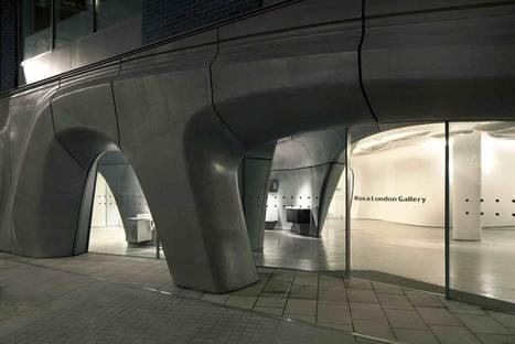 Zaha Hadid, Roca London Gallery