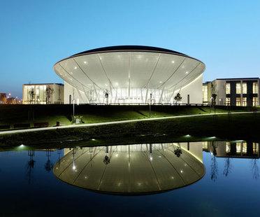 gmp-Architects Palacongressi Rimini