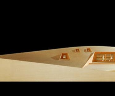 Patkau Architects : Cottages à Fallingwater