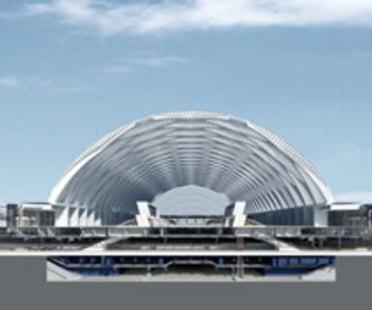 Gmp, gare ferroviaire de Tianjin