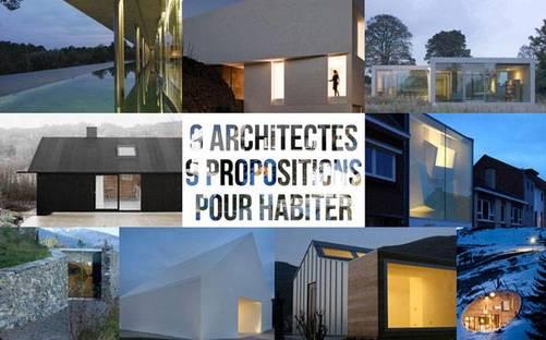 exposition 9 Architectes / 9 propositions pour habiter