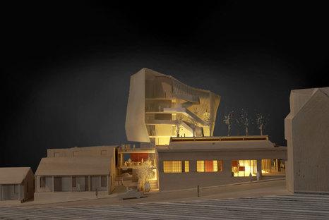 Brooks + Scarpa, Kimball Art Center