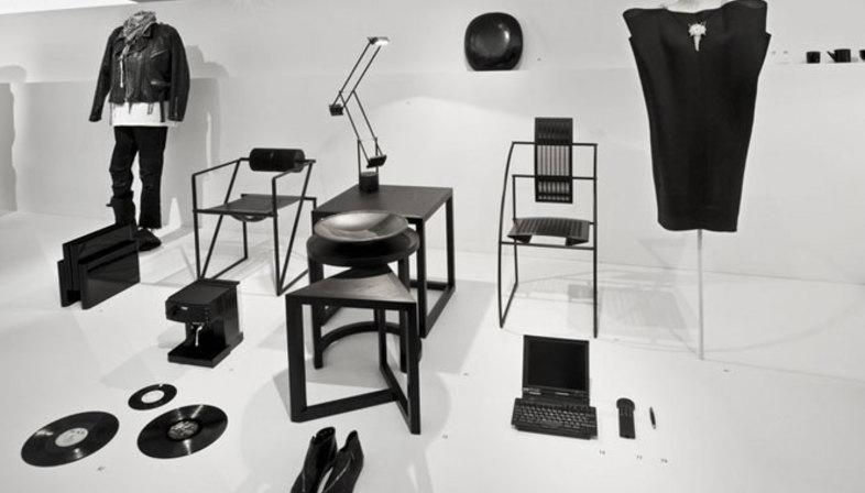mostra Black and White – Designing Opposites