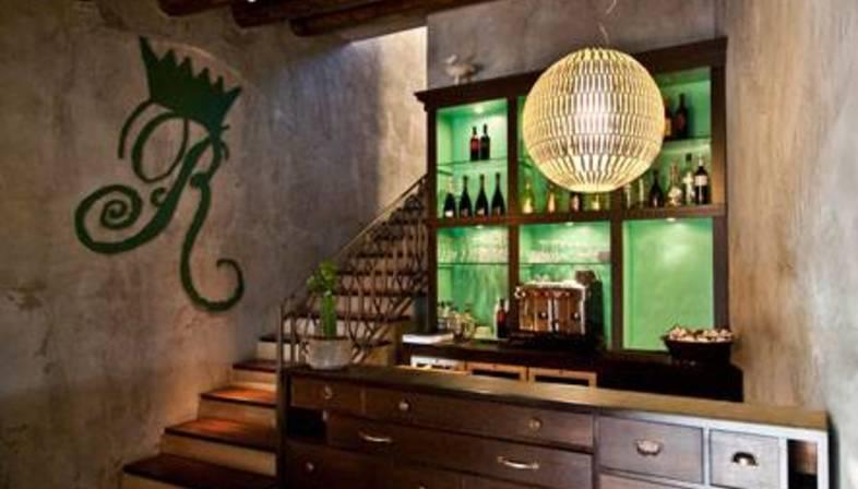 Salefino, projet de design d'intérieur pour le restaurant Il Re di Girgenti