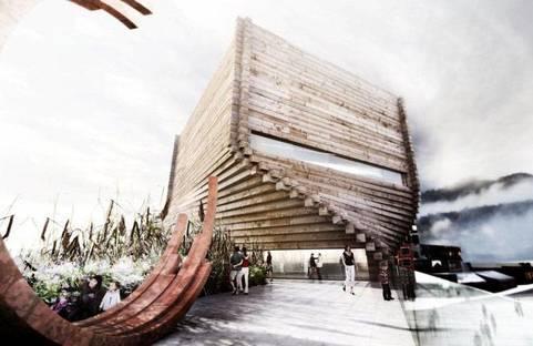 BIG + ARCHITECTURAL NEXUS - KIMBALL ART CENTER