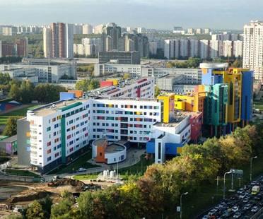 Eiffelgres pour la clinique pédiatrique de Moscou