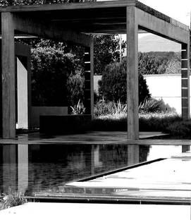 Architecture Matassoni, Jardin et bureaux Bigi