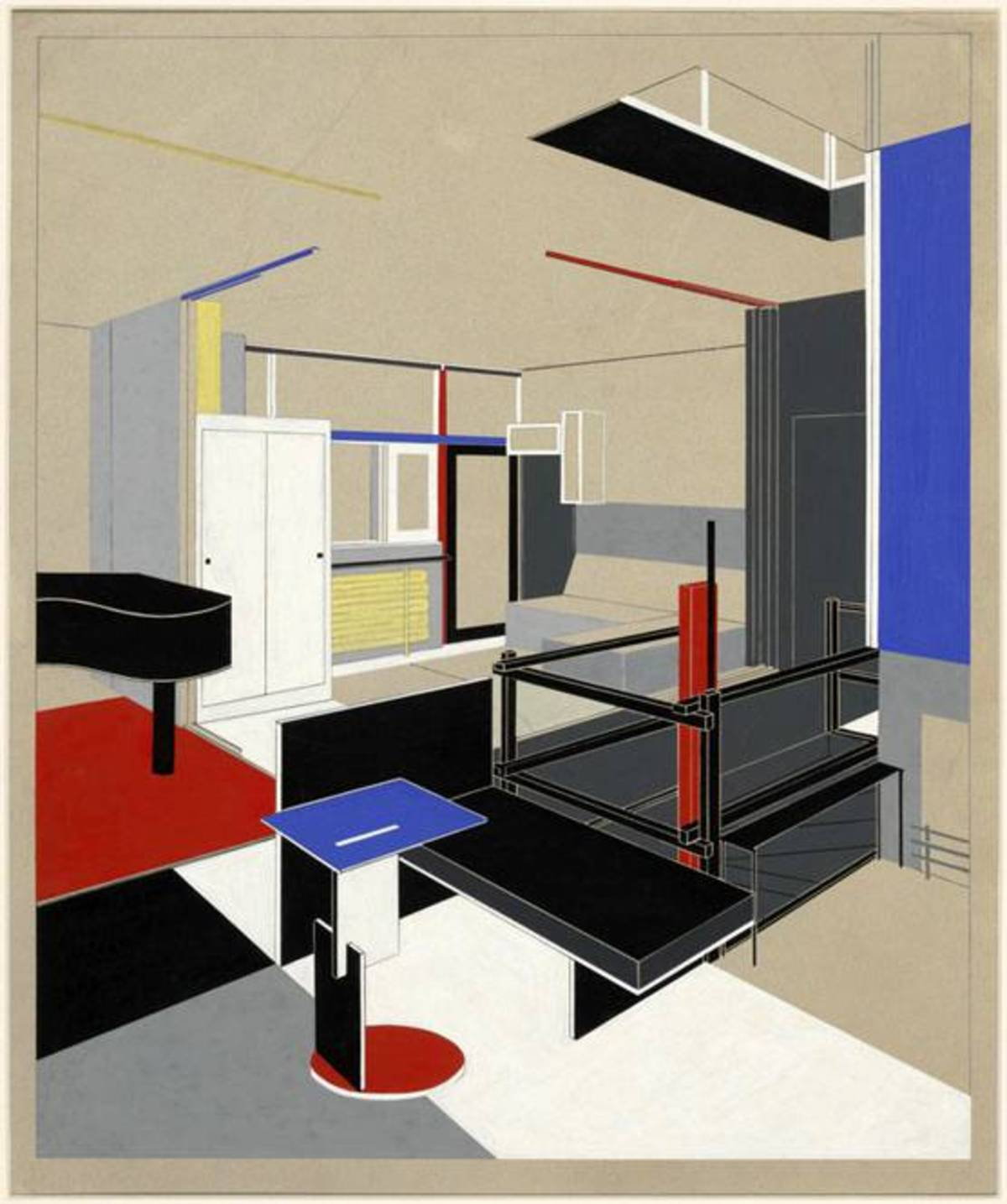 Exposition Gerrit Rietveld The Revolution Of Space