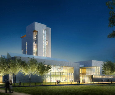 Williams+Tsien, Logan Center for the Arts UChicago