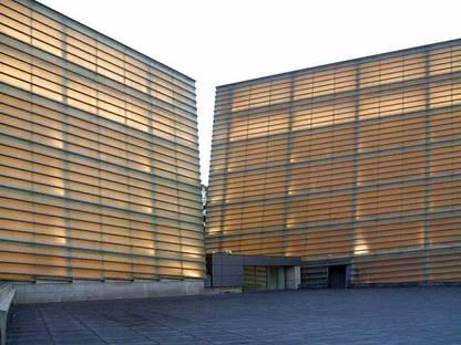 Palacio Kursaal, San Sebastian, @Zarateman