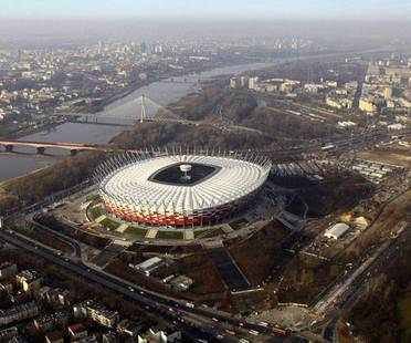 GMP, Stade national de Varsovie