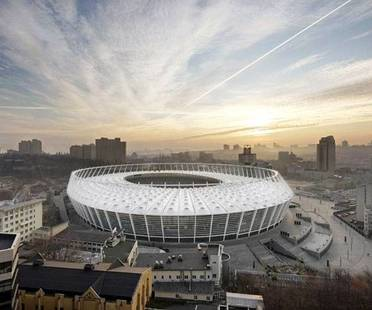 GMP, Olympic Stadium Kiev