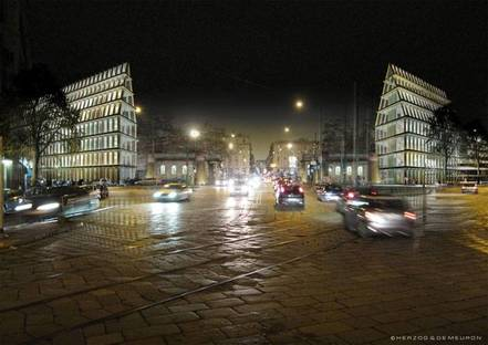 Livre Milano, le nuove architetture