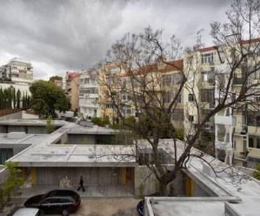 Ricardo Bak Gordon, 2 HOUSES IN SANTA ISABEL, Lisbonne