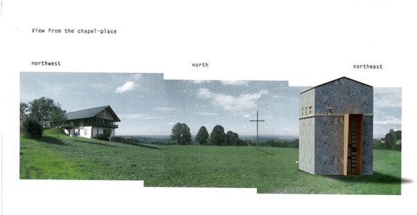 Michele De Lucchi, Chapelle Saint-Jacques, Fischbachau