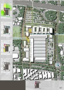 gmp Centre Technologique Bologne