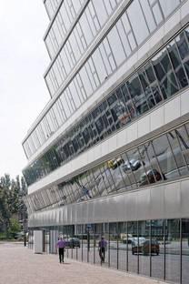 NL Architects, Bâtiment Siemens, Hollande