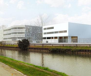 MVRDV, Teletech, Dijon