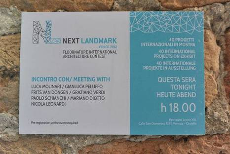 Remise des prix de la première édition de NEXT LANDMARK 2012
