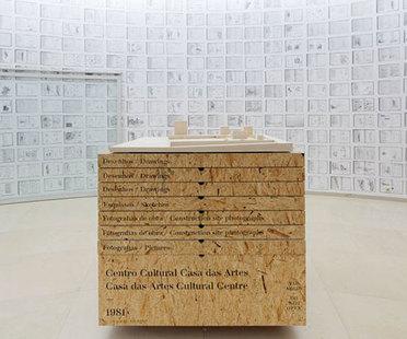 exposition Eduardo Souto de Moura - Concorsi 1979-2011