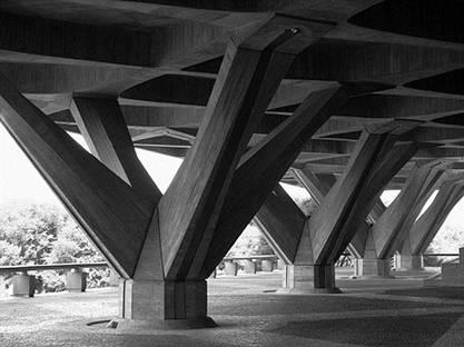 Exposition PIER LUIGI NERVI Architettura come Sfida (Architecture en tant que défi)