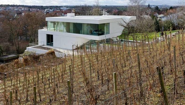 UNStudio Haus am Weinberg Allemagne