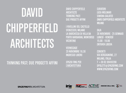 Exposition David Chipperfield Architects