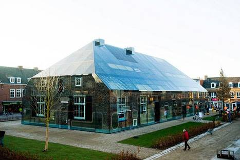 MVRDV, Glass Farm, Pays-Bas