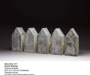 Exposition Kristin McKirdy - Céramiques