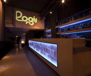 Davide Gori, Logic Club design d'intérieur