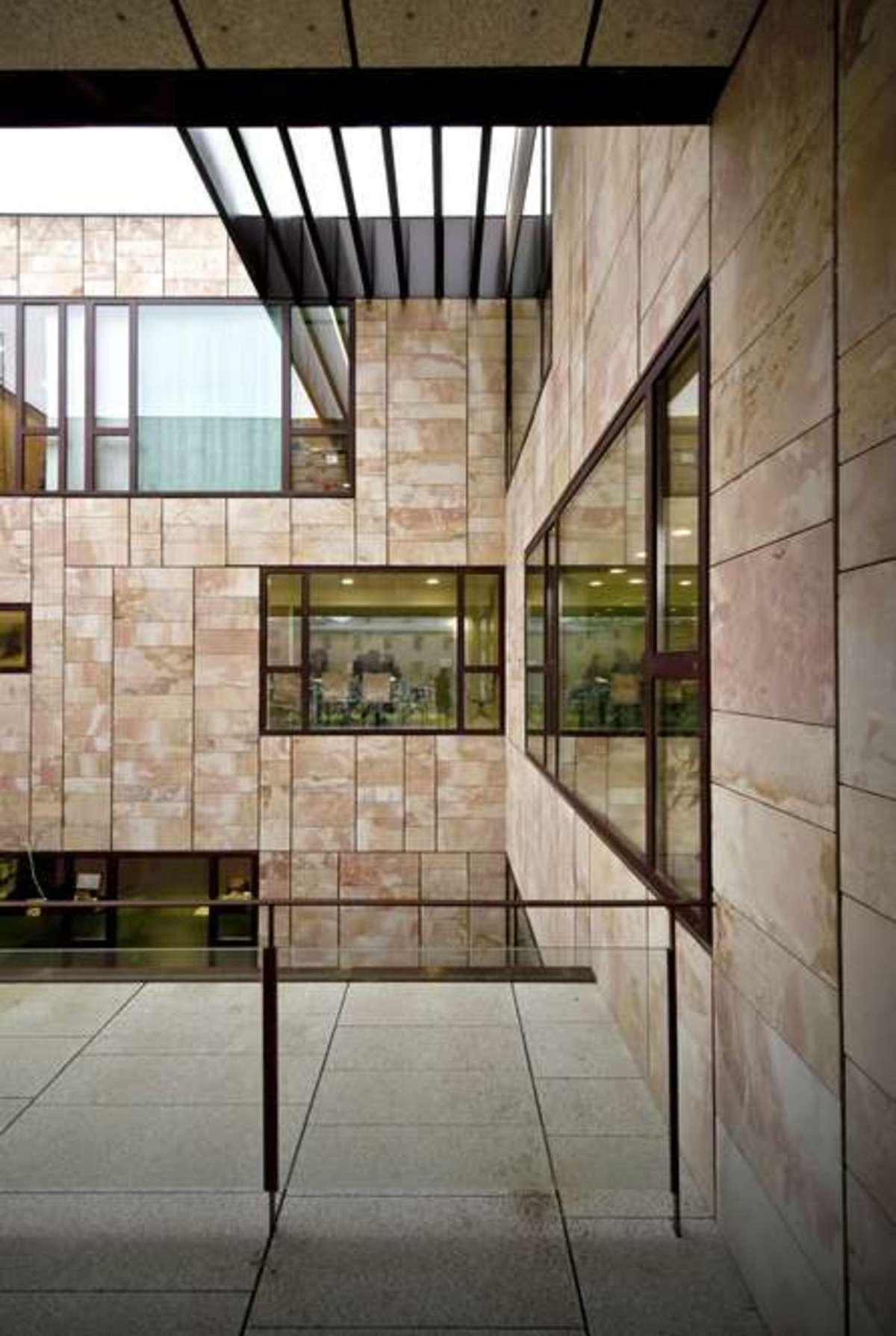 G f arquitectos county council of zamora floornature - Arquitectos en zamora ...