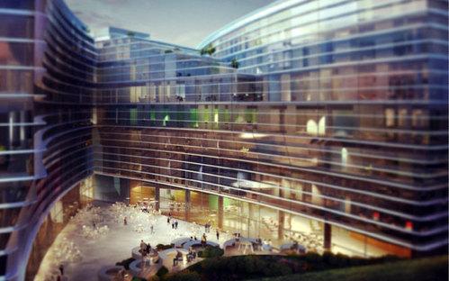 Julien De Smedt Architects remporte un concours à Istanbul