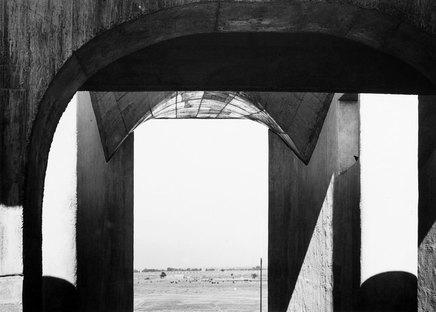 exposition LUCIEN HERVÉ - Le Corbusier en Inde -
