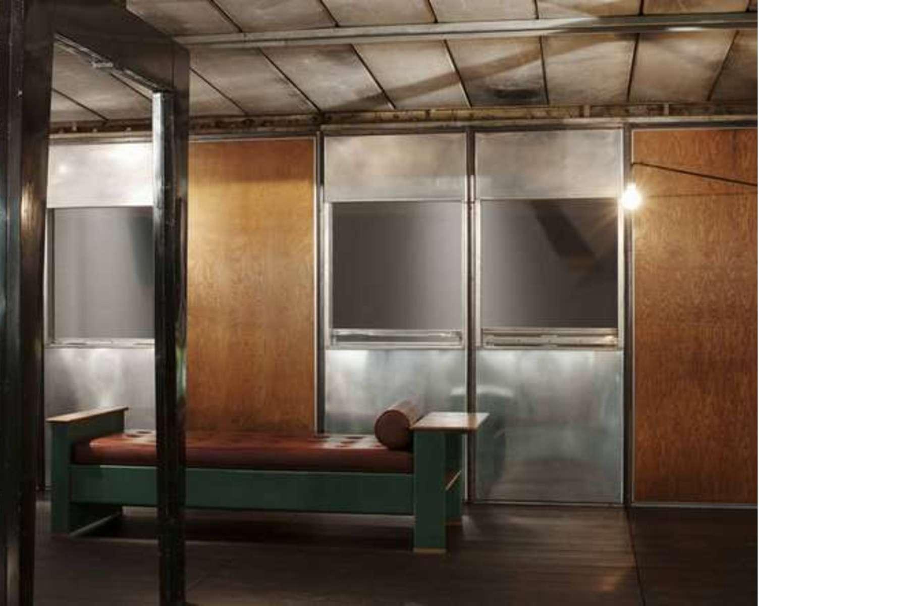 exposition une passion pour jean prouve du meuble a la maison floornature. Black Bedroom Furniture Sets. Home Design Ideas