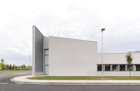 Valle Architetti, Boulodrome à Udine