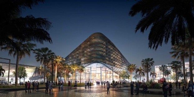 BIG projet du Miami Beach Convention Center