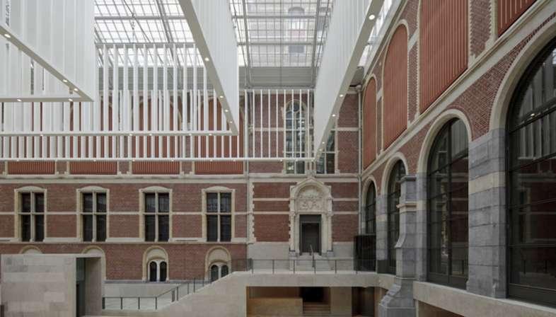 Cruz y Ortiz, Rijksmuseum, Amsterdam