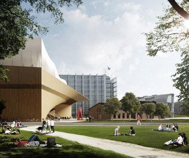 ALA Architects + Arup Bibliothèque centrale d'Helsinki