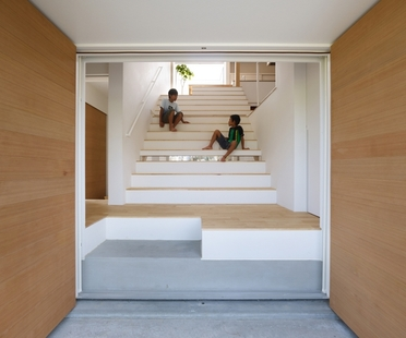 Fujiwarramuro Architects, Edifice Résidentiel à Hakusan