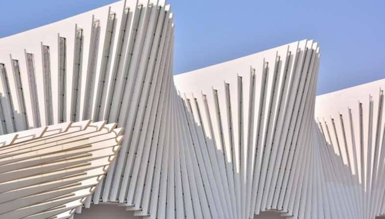 Calatrava, Gare Mediopadana, Reggio Emilia