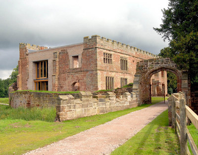 Witherford Watson Mann Architects, Astley Castle (c) Landmark Trust