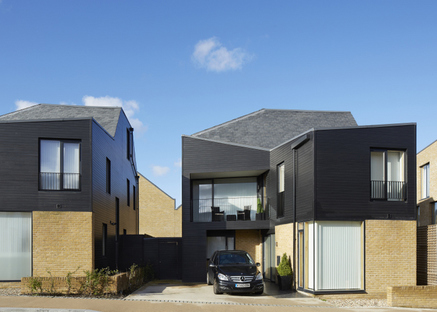 Alison Brooks Architects, Newhall Be  (c)Paul Riddle